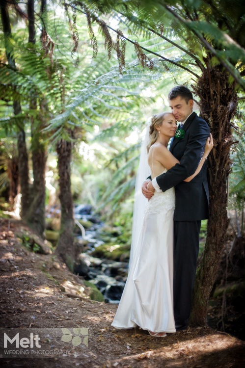 Amelia & Ben's Waihi Wedding